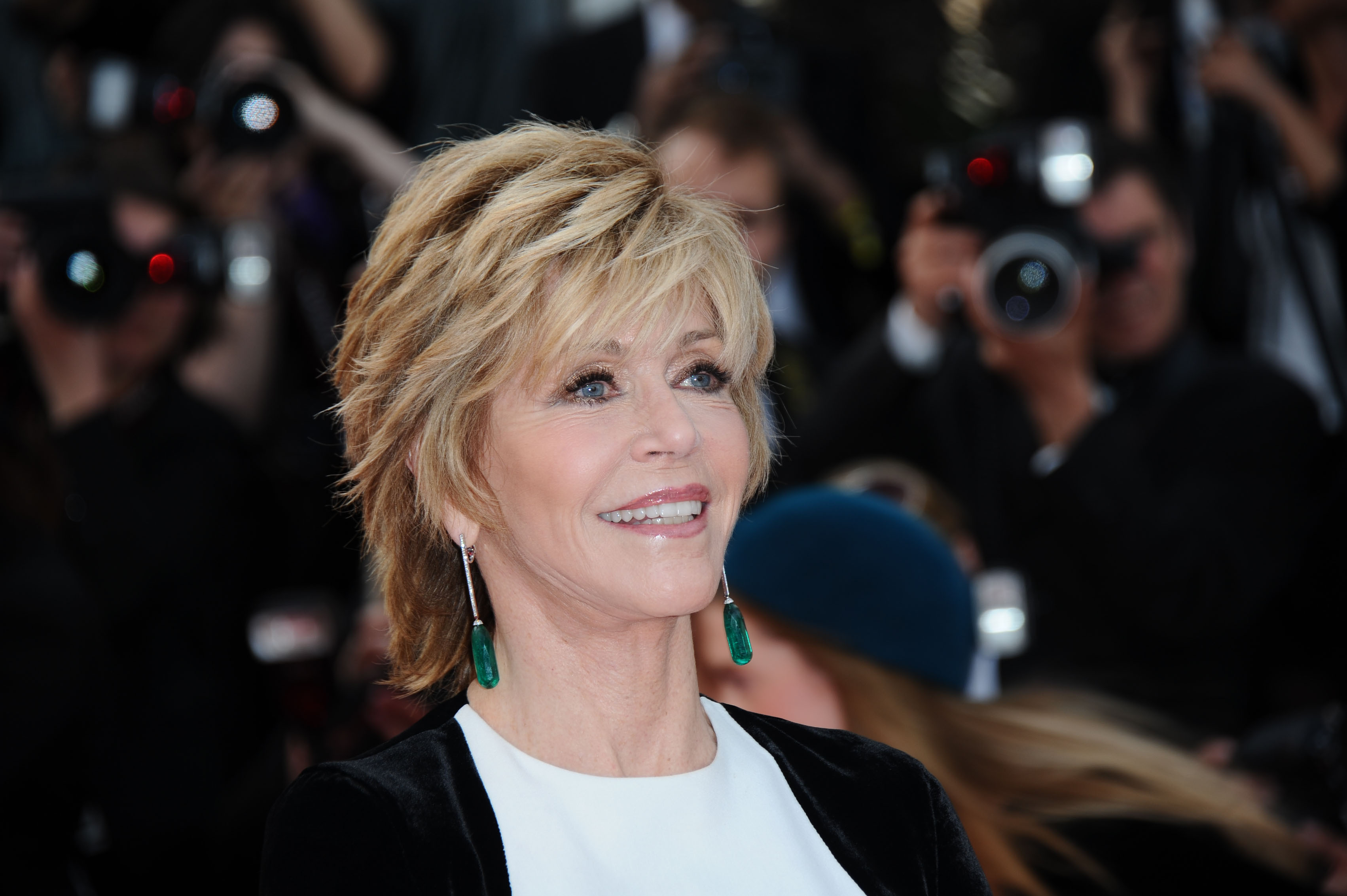 Jane Fonda photo gallery page 4