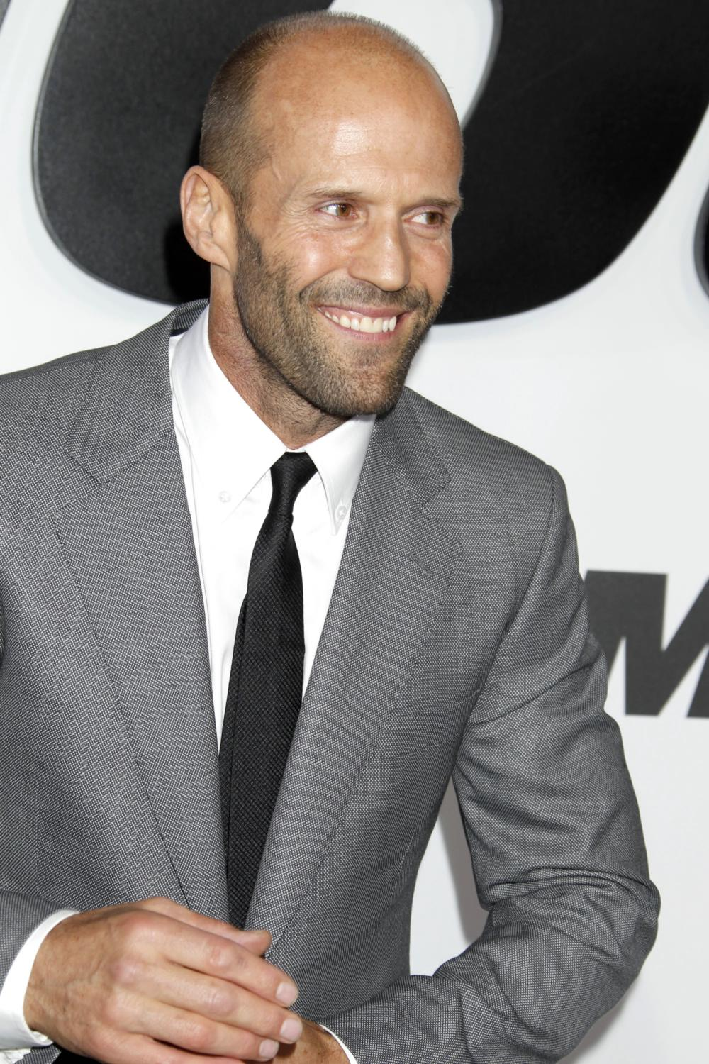 image Jason statham is a sexy god