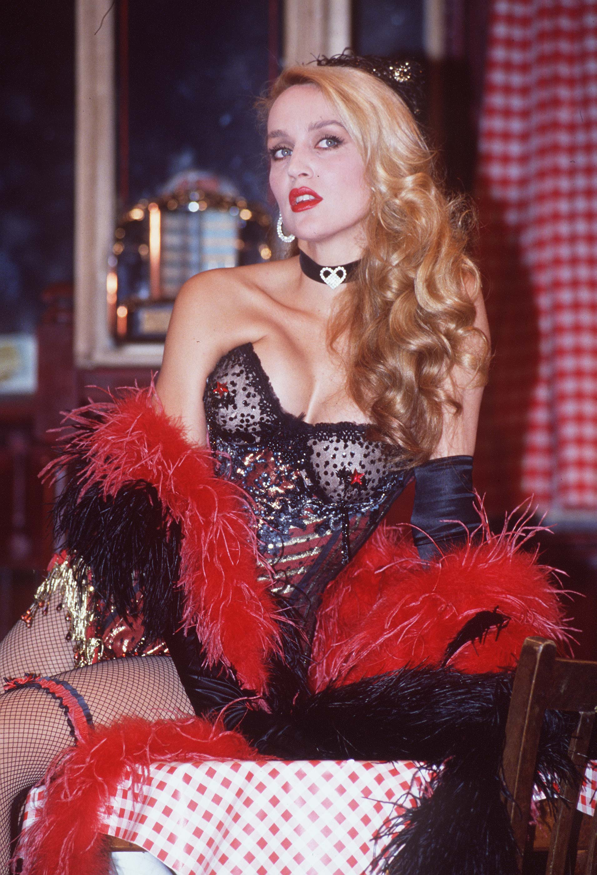 jerry hall antonio lopez