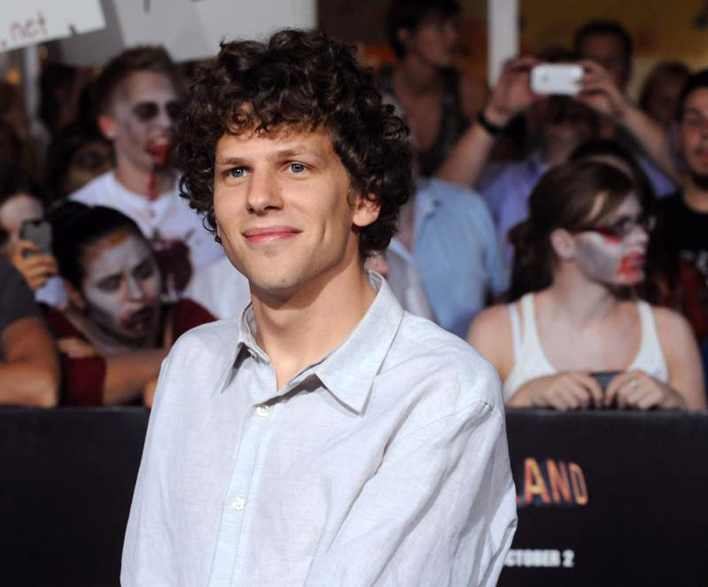 Jesse eisenberg wedding