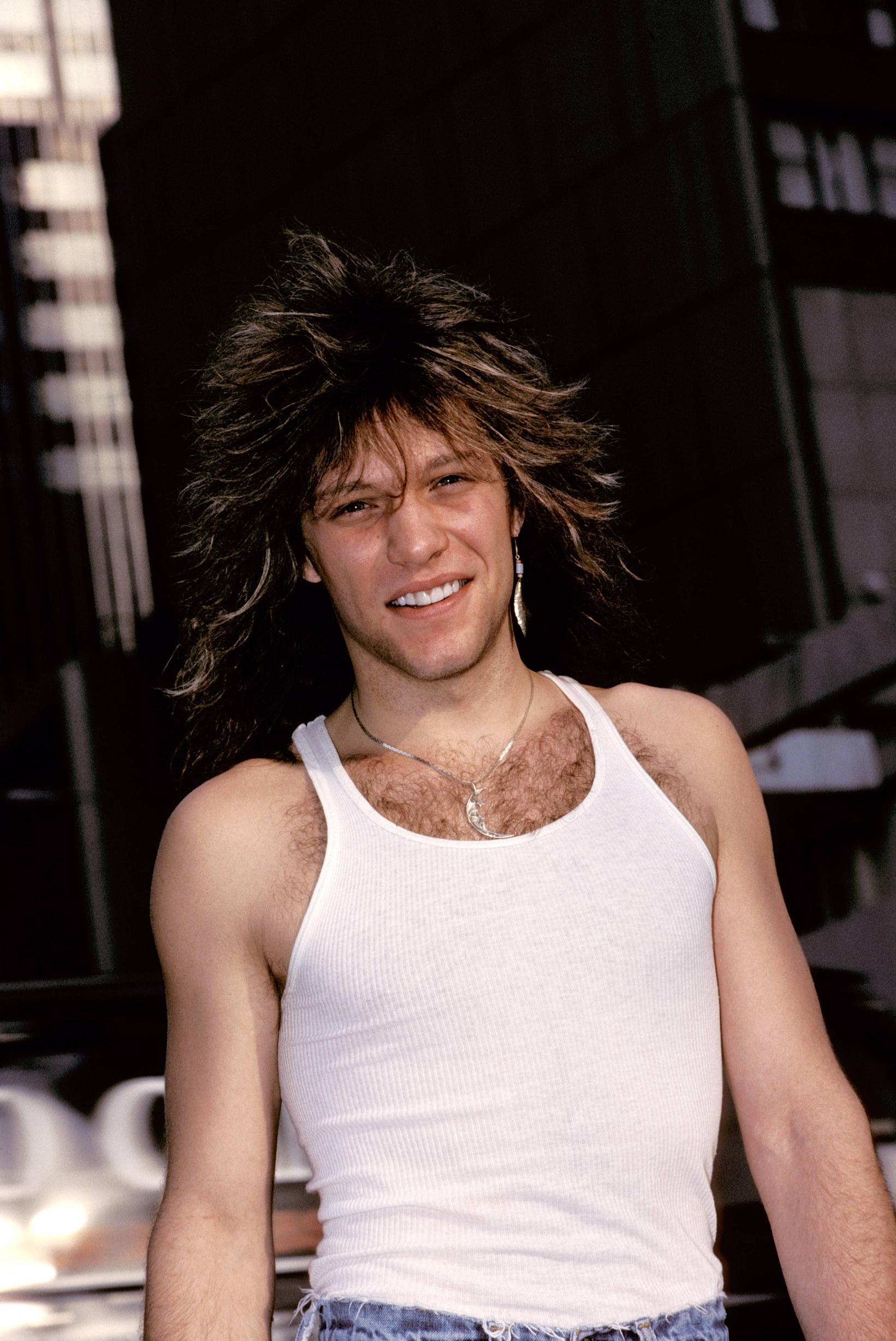John Bon Jovi photo ga...