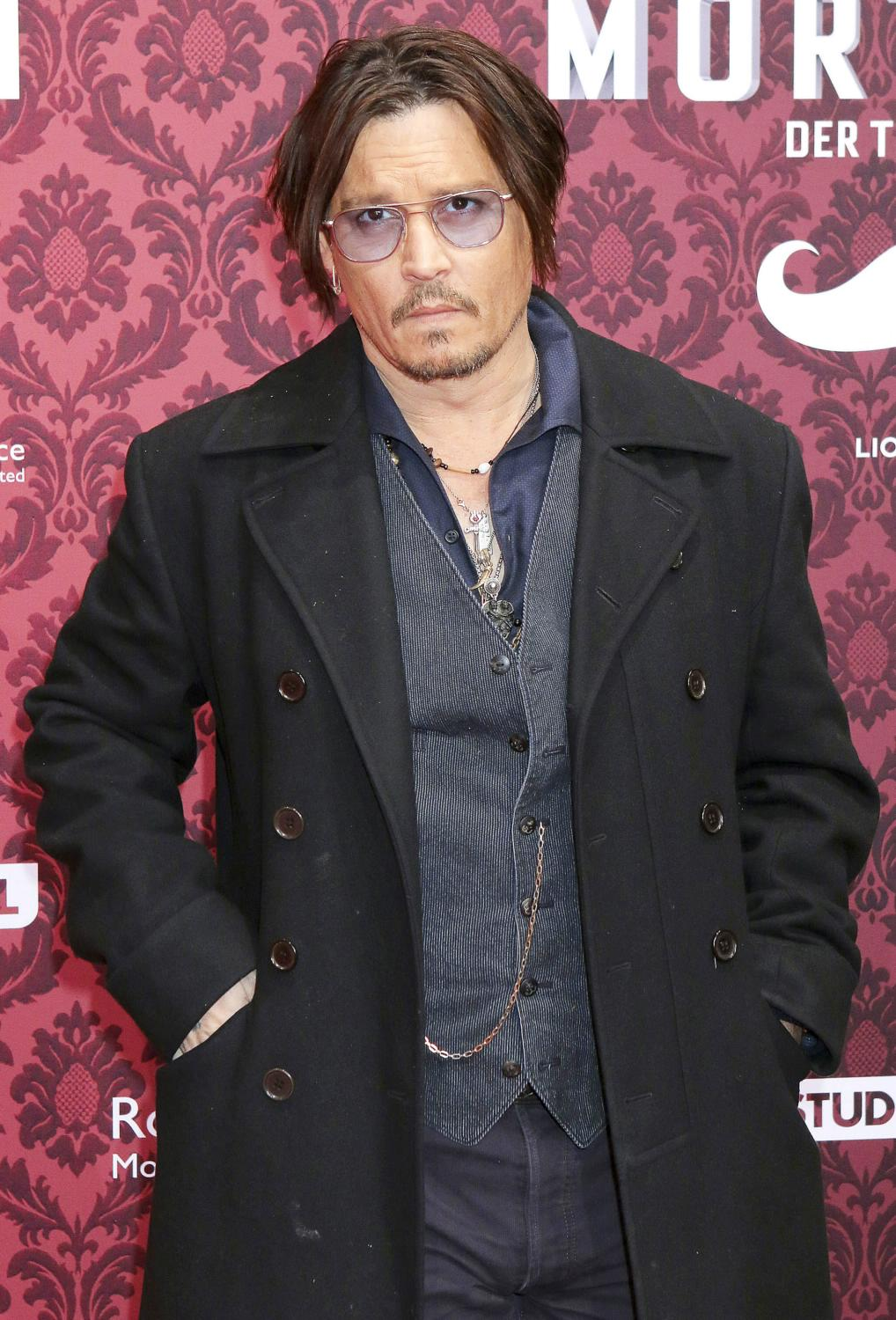 Johnny Depp photo #636537