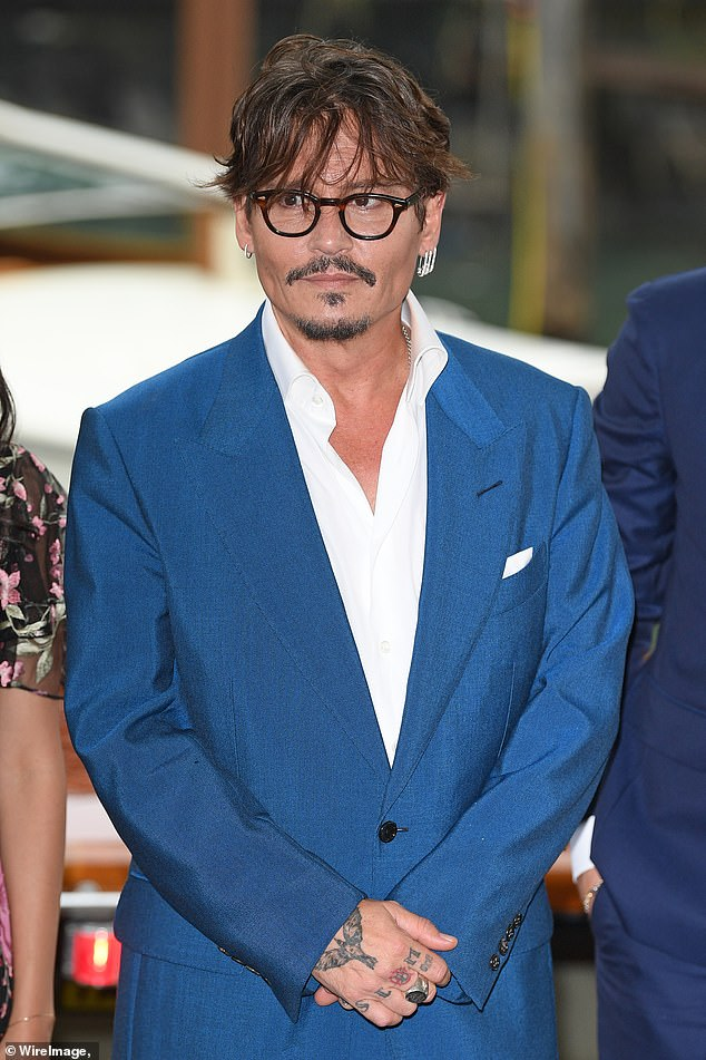 Johnny Depp photo #932819