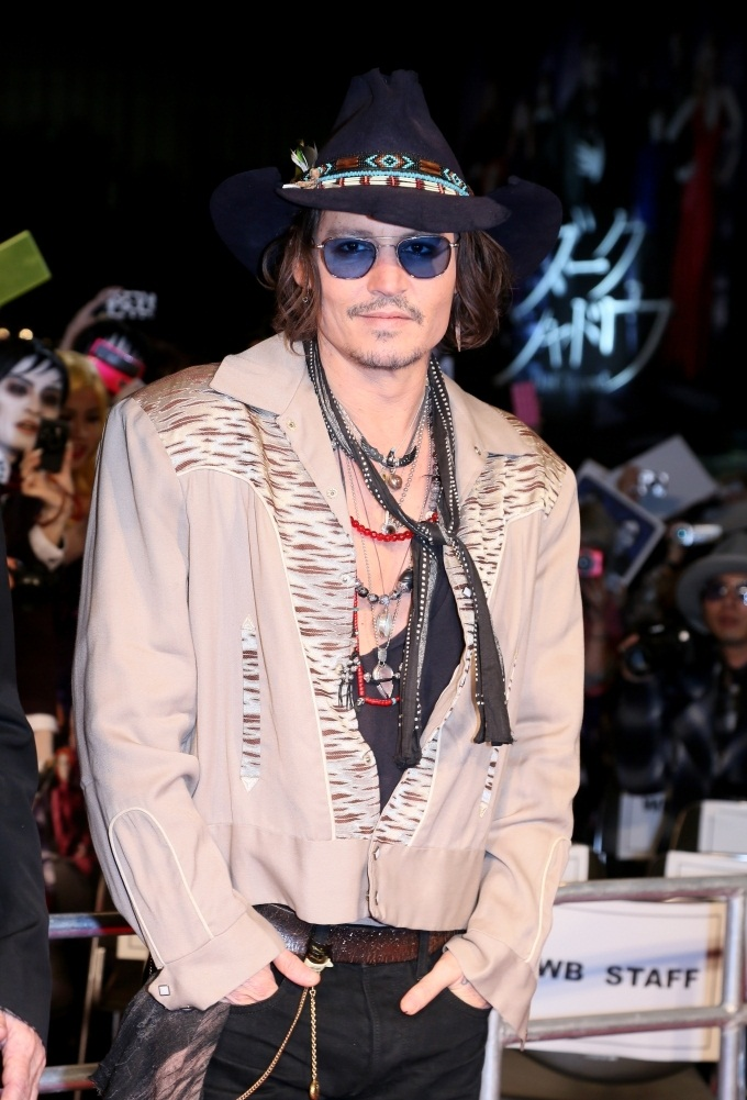 Johnny Depp photo #407700