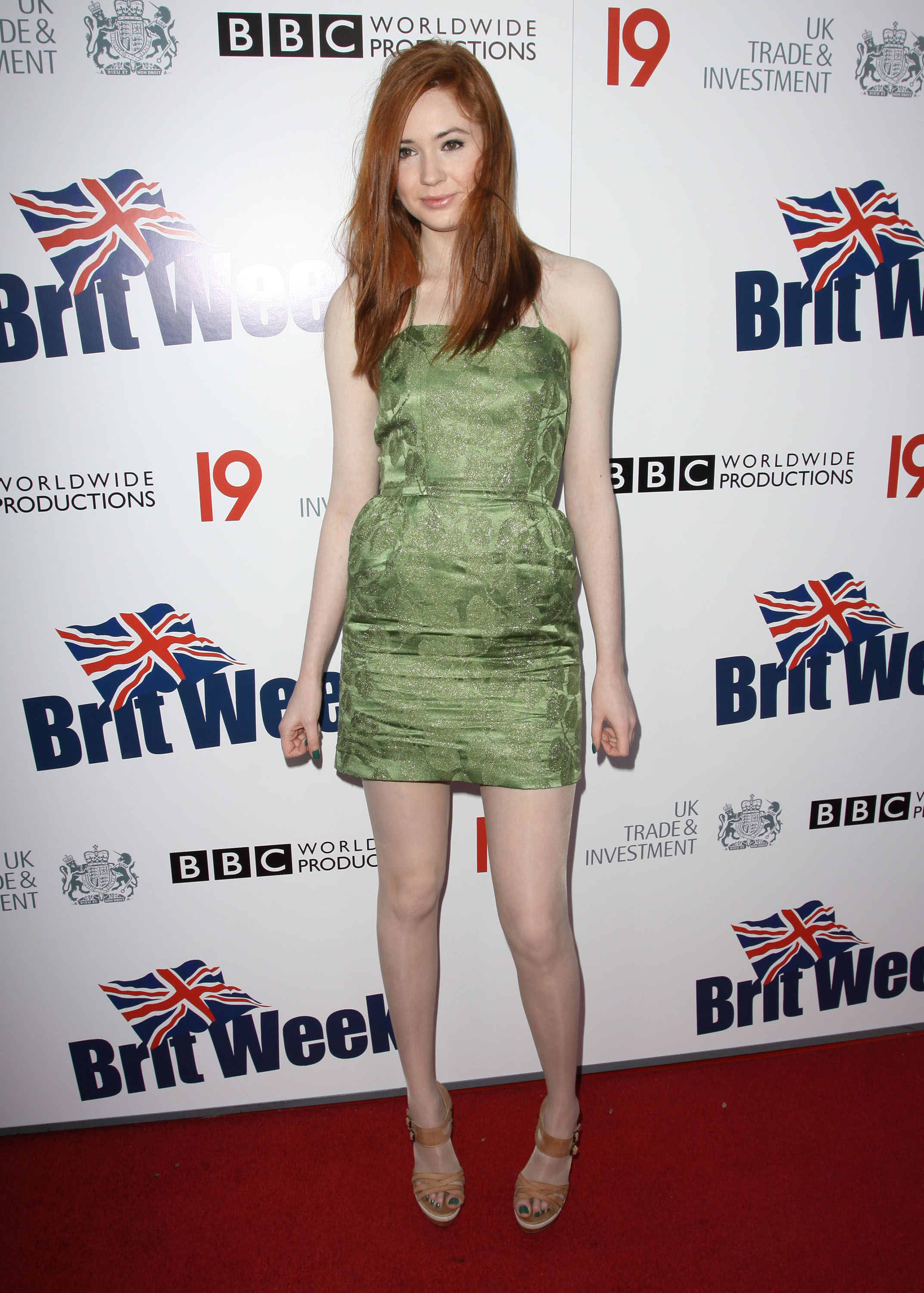 Karen Gillan photo #820112
