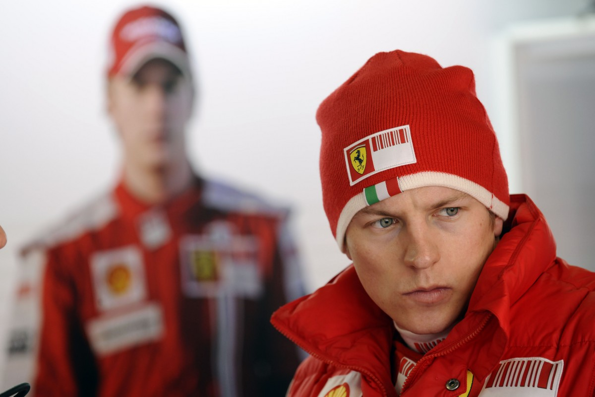 Kimi Raikkonen photo #388950