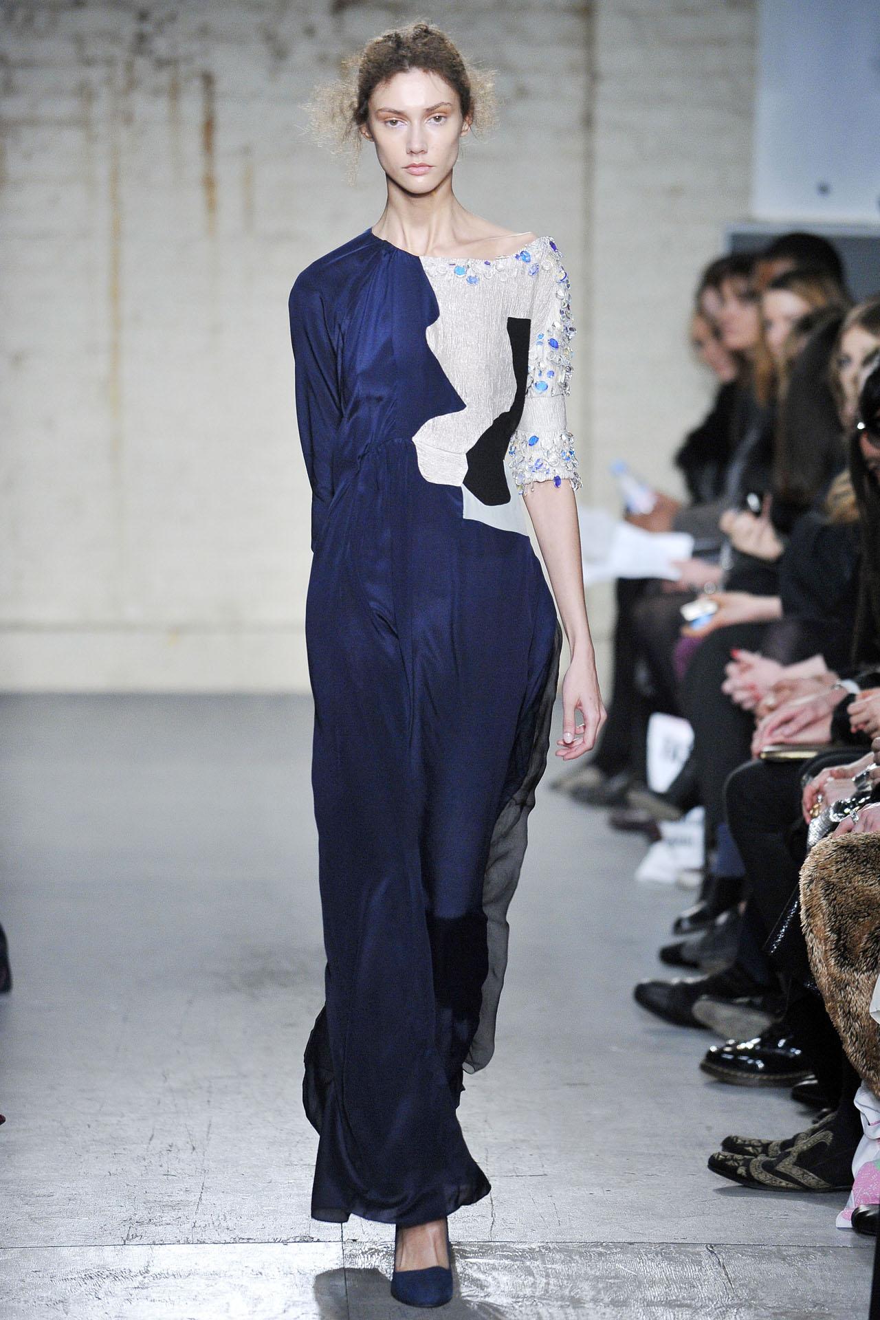 Ksenia kahnovich fashion spot 2018 April 2013 - About A Girl
