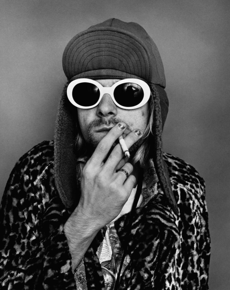 Kurt Cobain Photo Gallery 84 Best Kurt Cobain Pics