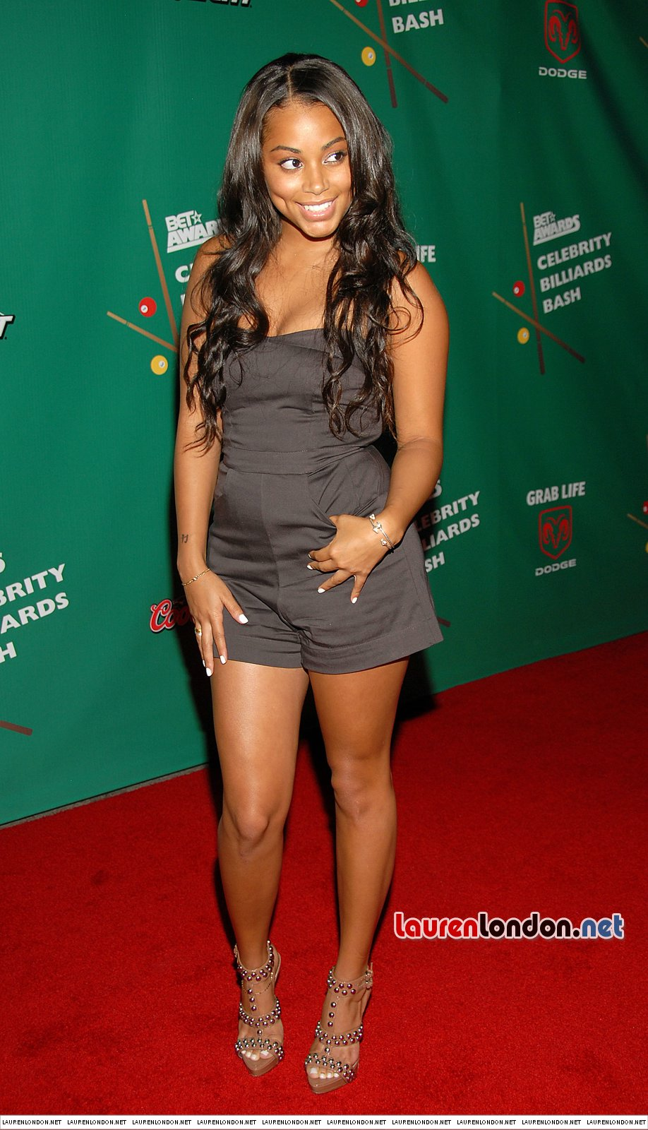 Who is lauren london dating in Melbourne