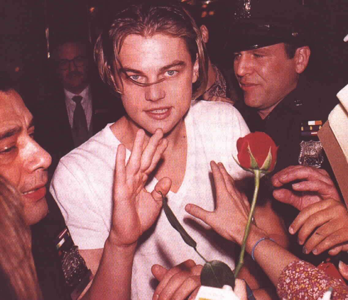 Leonardo DiCaprio photo #439724