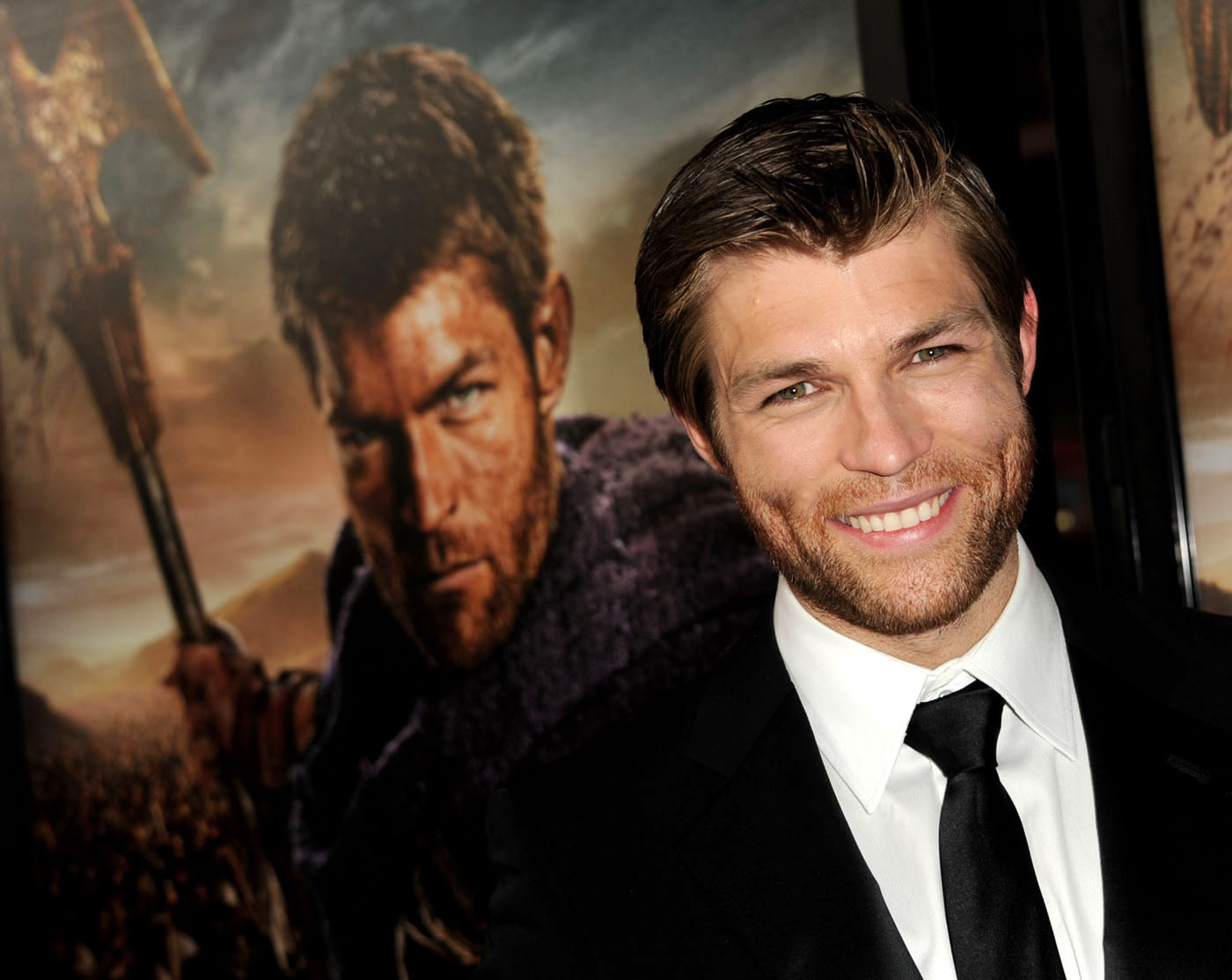 Liam McIntyre photo #476202