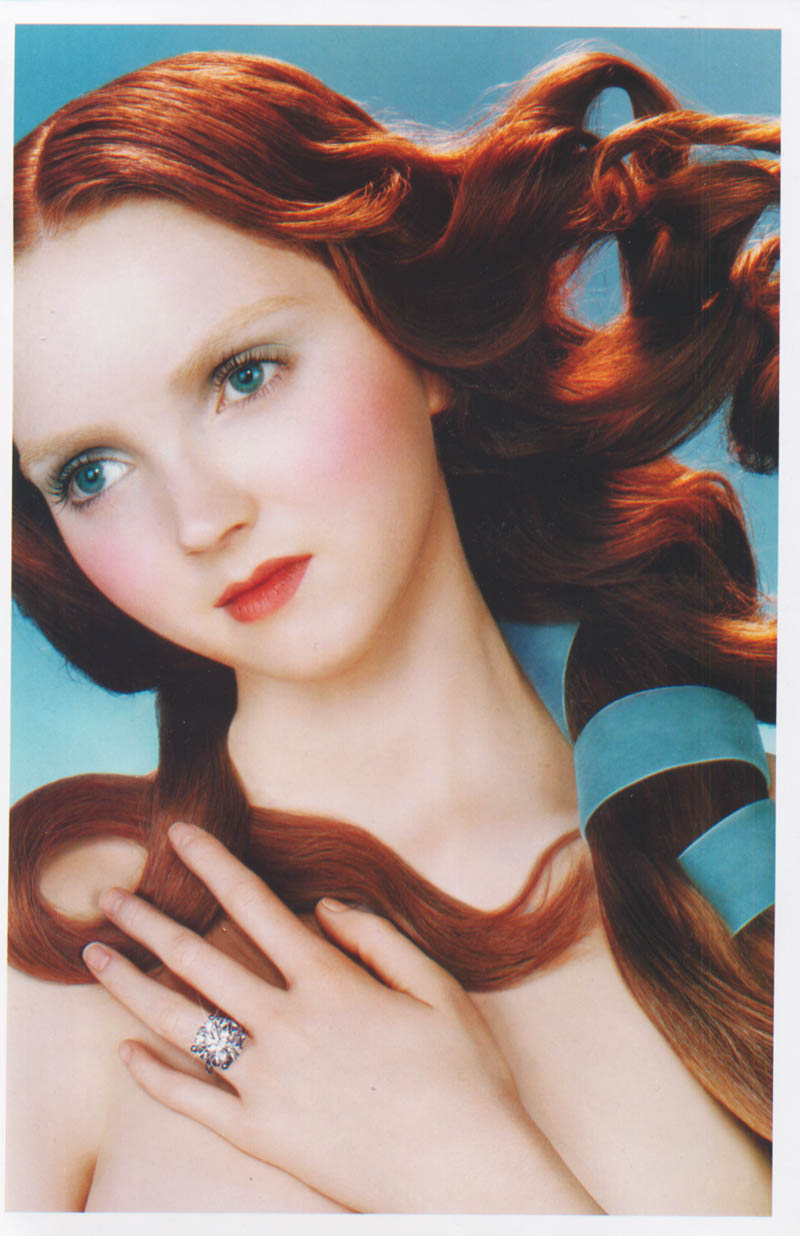 Watch Lily Cole (born 1988) video