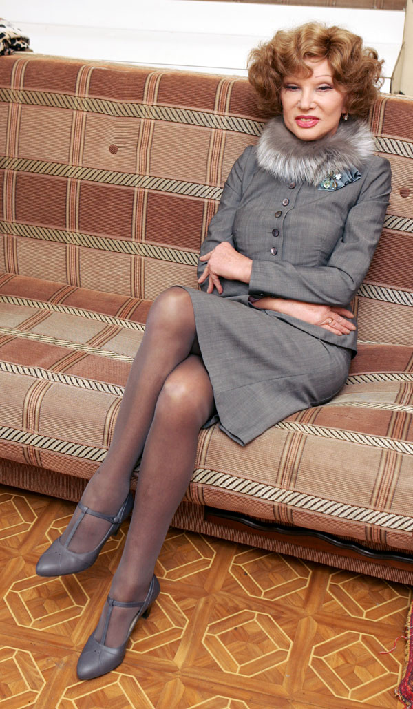 фото людмила гурченко голая
