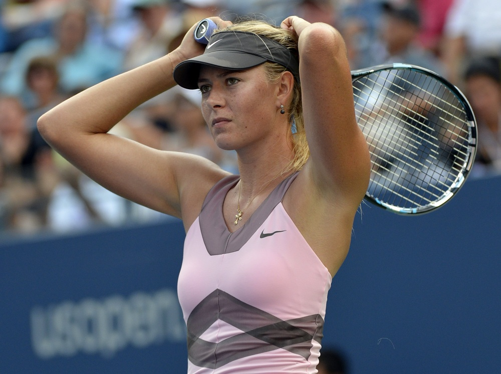 Maria Sharapova photo #425209