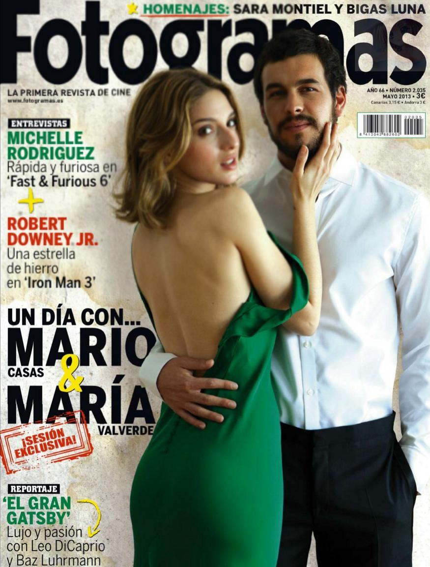 Марио касас и мария вальверде беременна фото 12