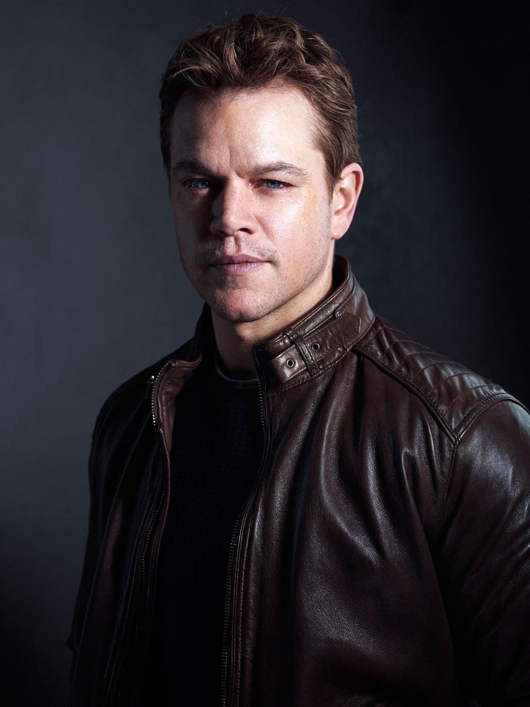 Matt Damon photo galle...
