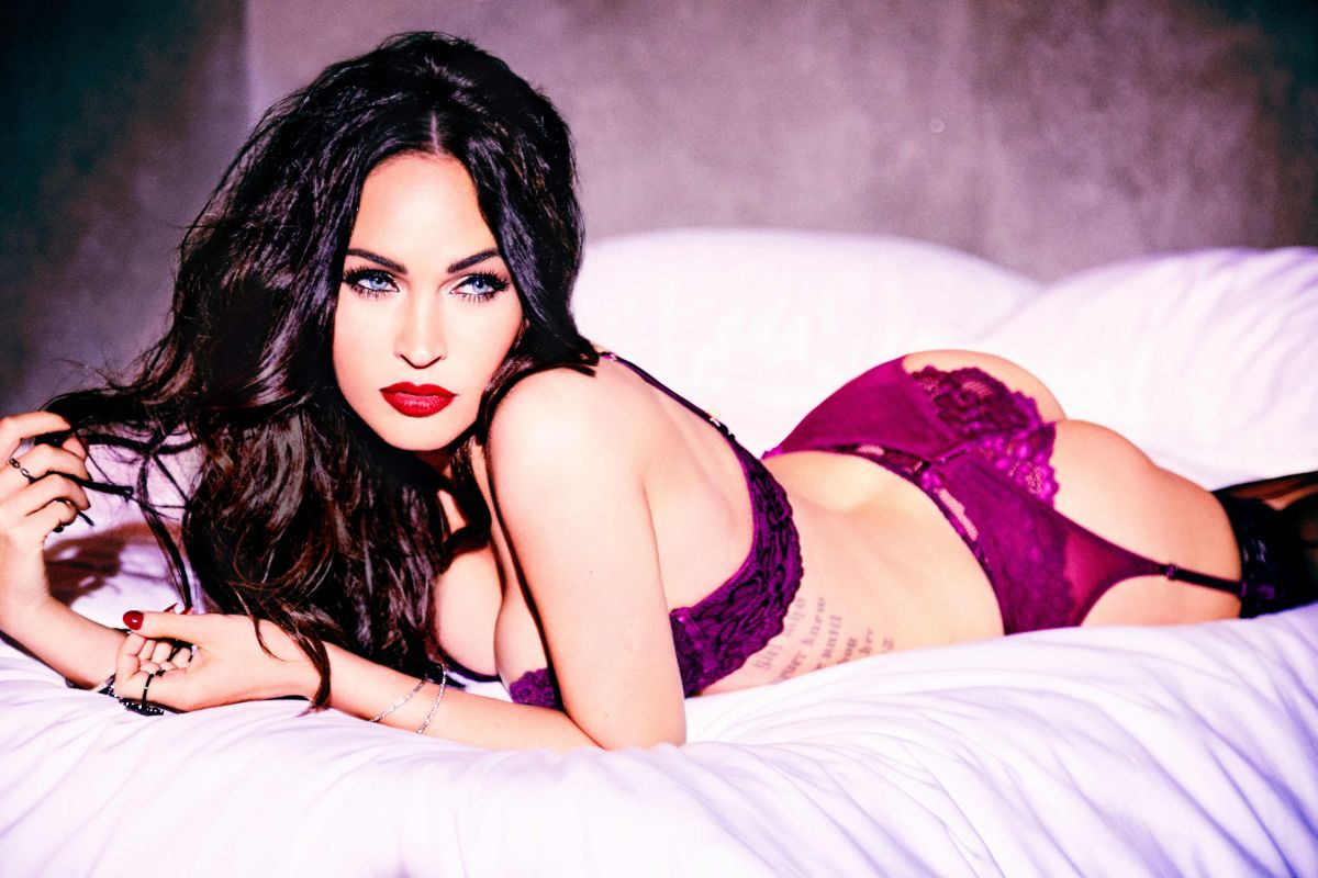 Megan Fox photo #770039
