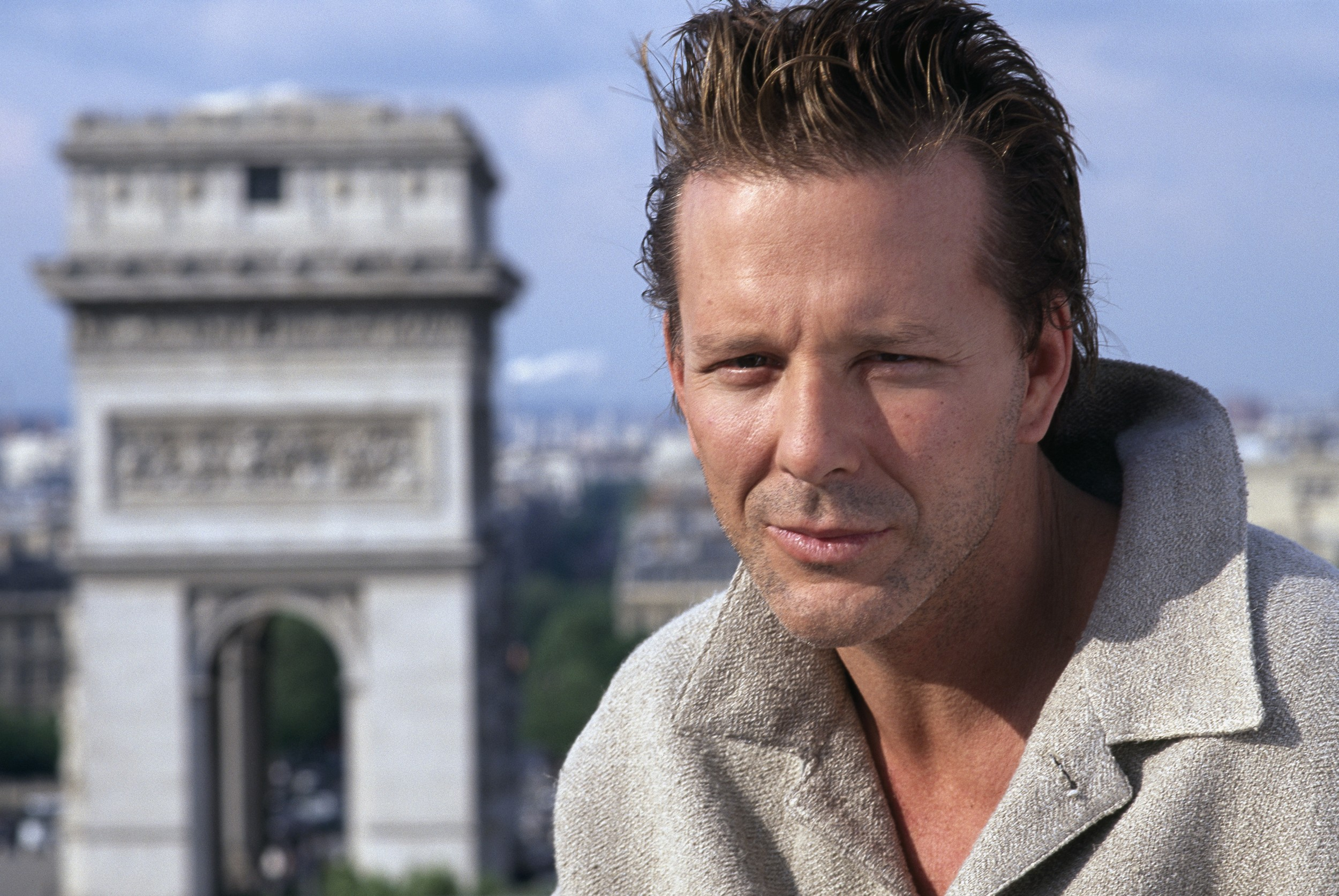Mickey rourke younger pictures