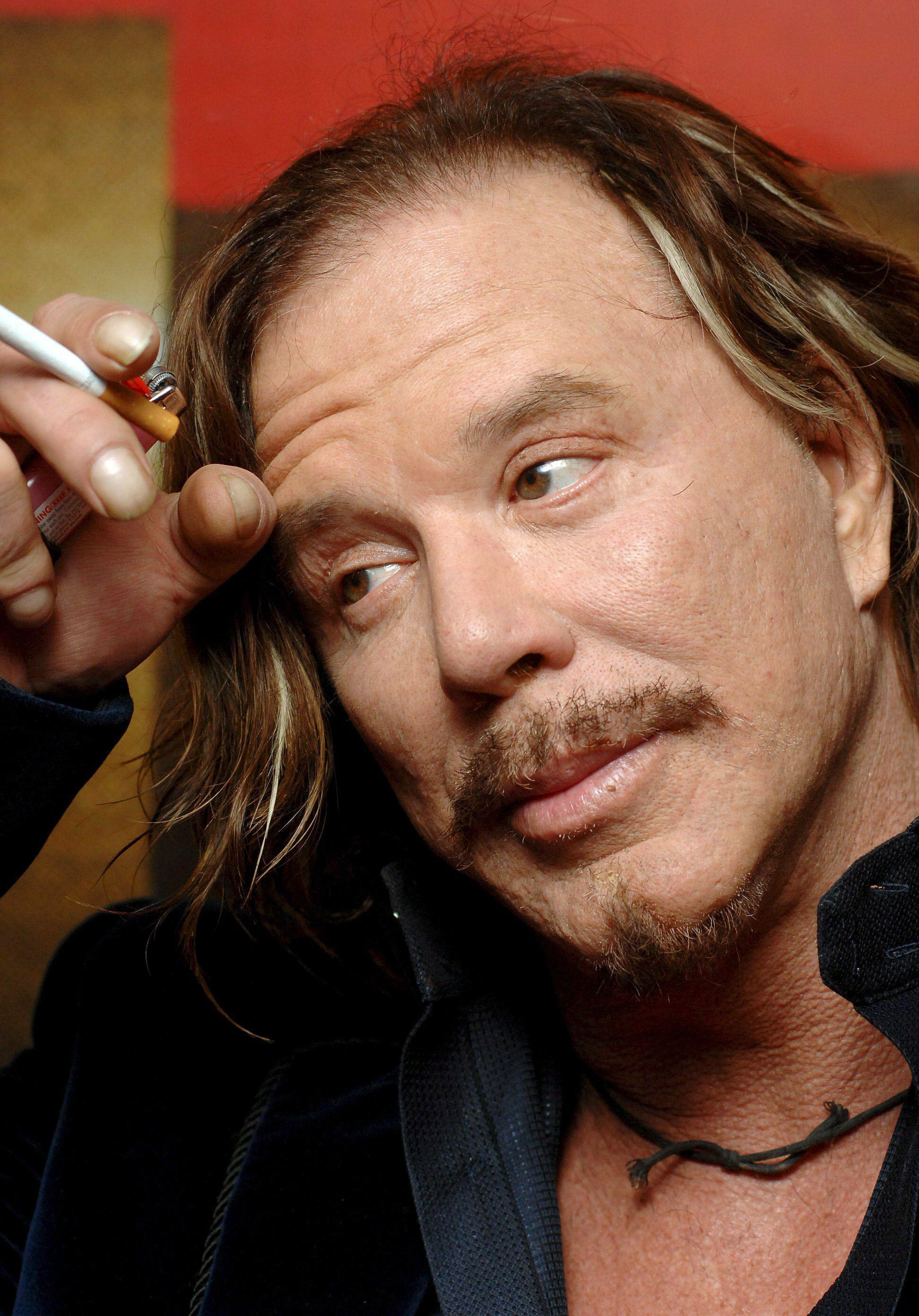 Mickey Rourke photo gallery - page #6 | Celebs-Place.com