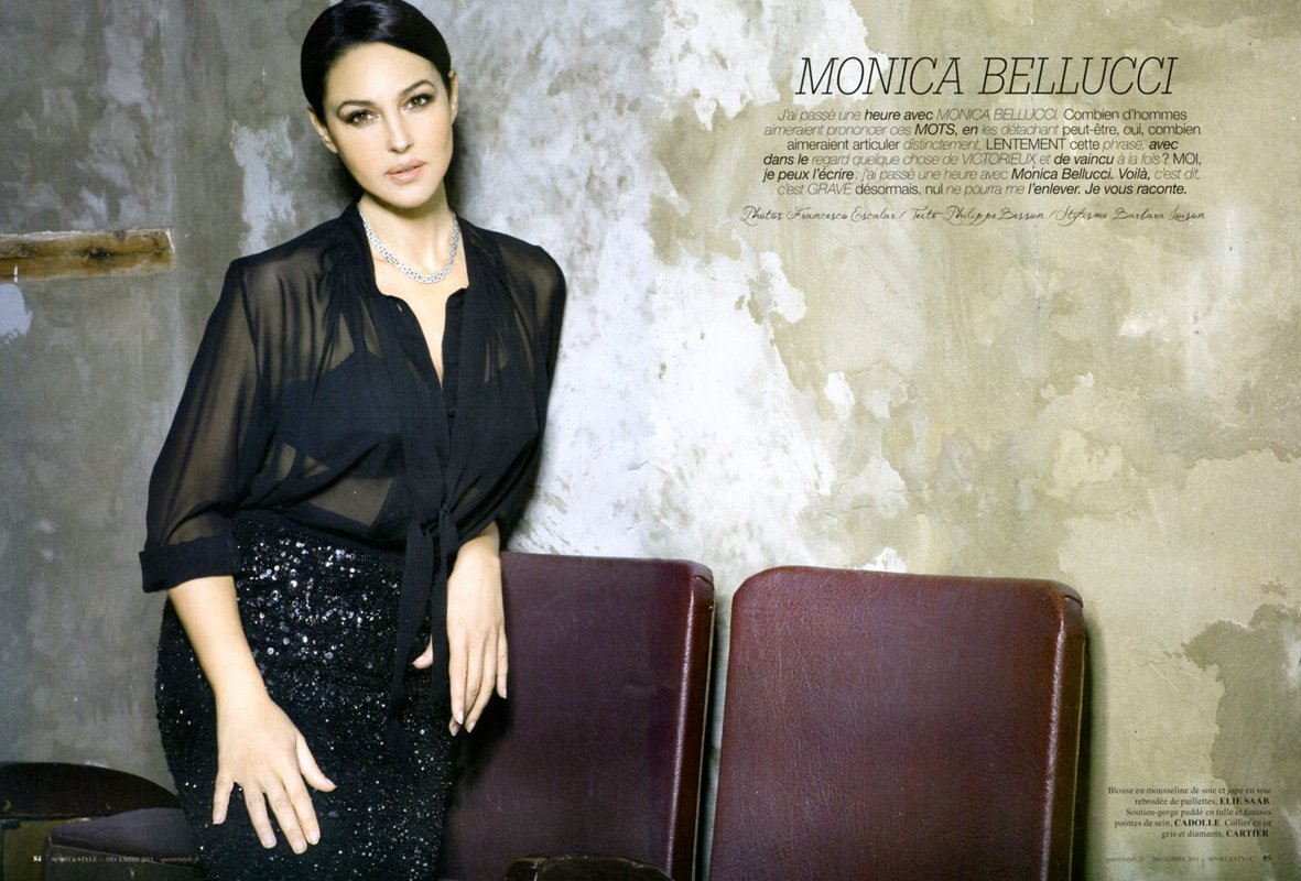 Monica Bellucci photo #512069