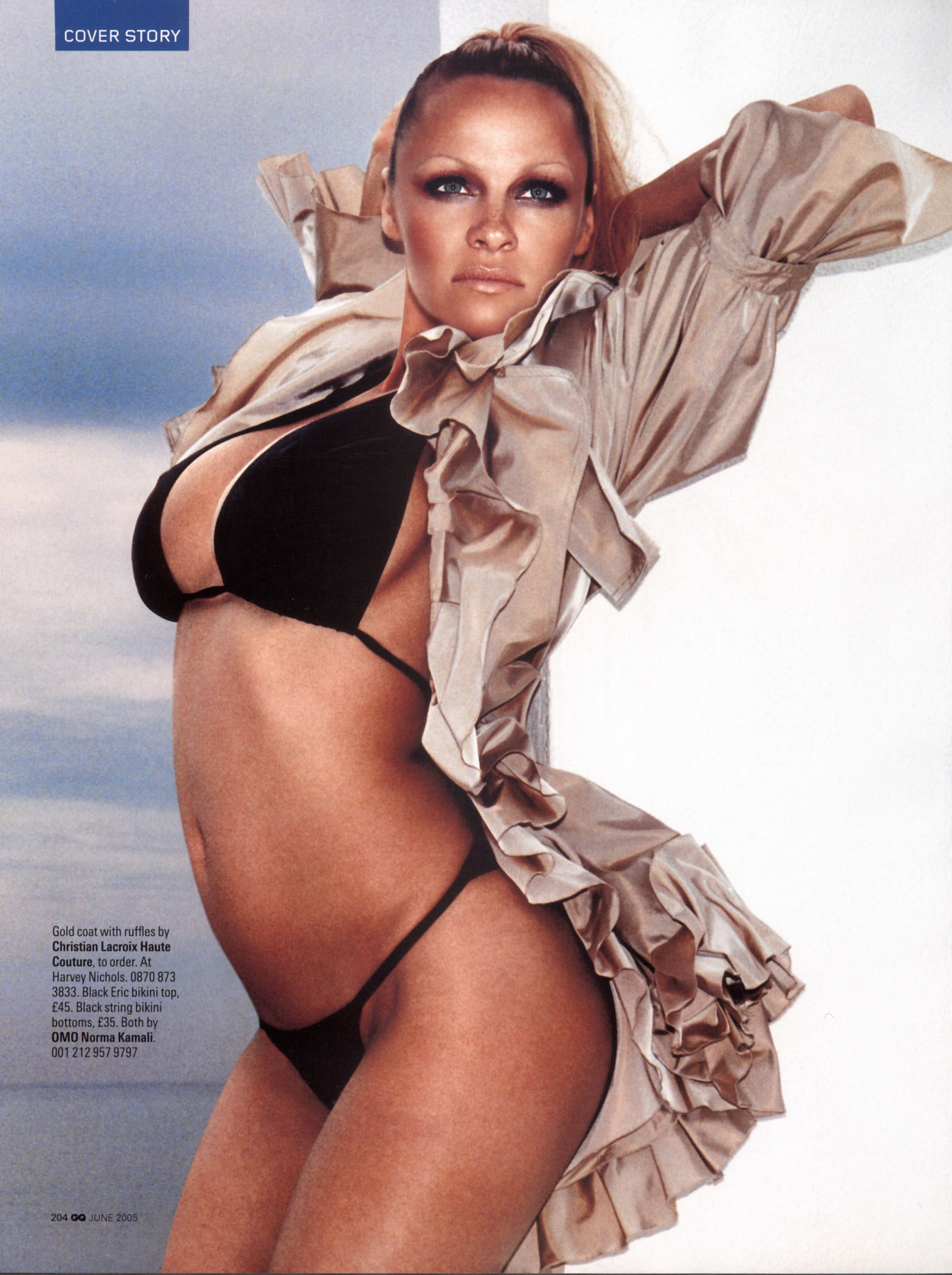 Micro bikini anderson pamela