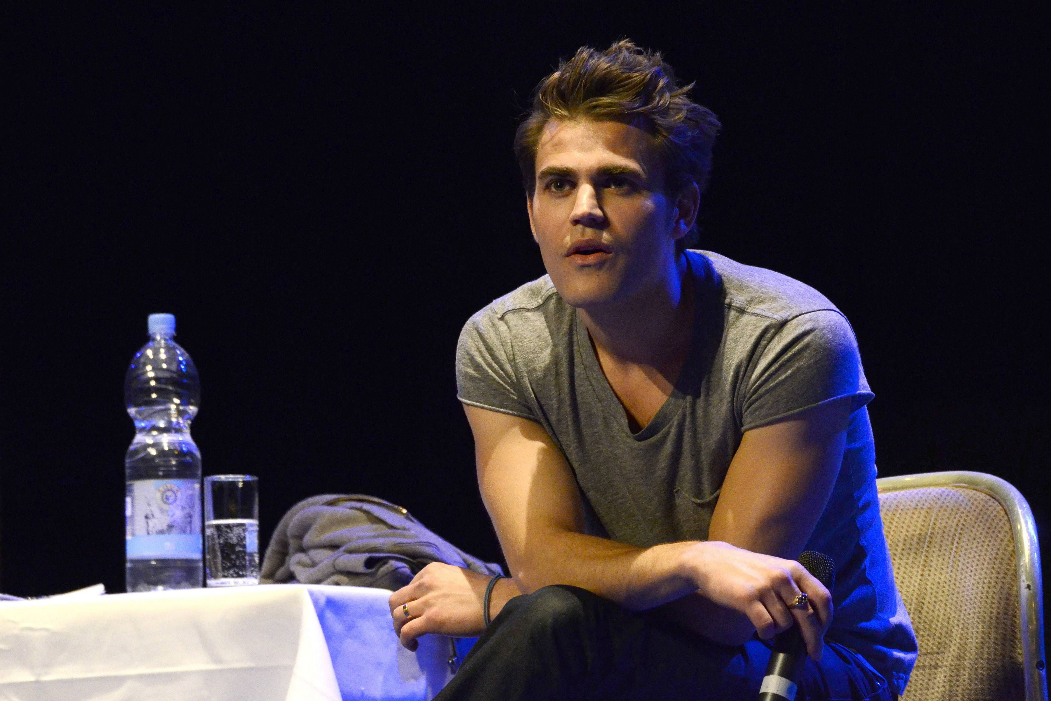 Paul Wesley photo #398848