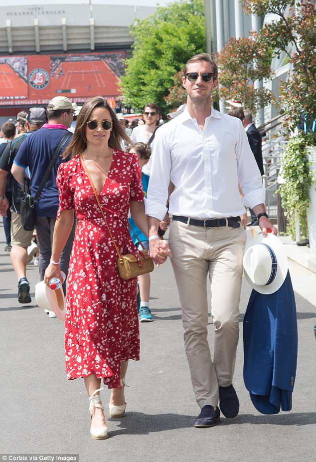 Pippa Middleton photo #852601