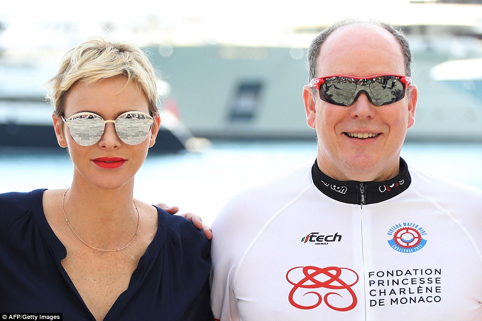 Princess Charlene of Monaco photo #788274