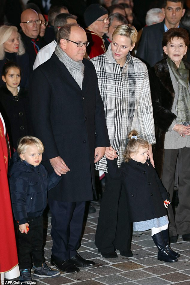 Princess Charlene of Monaco photo #828480