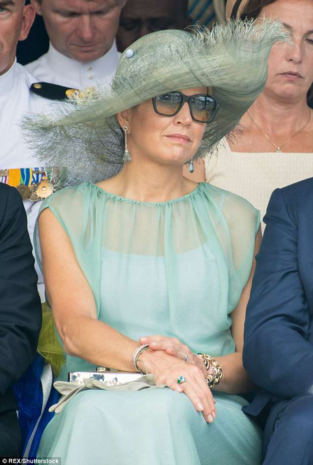 Queen Maxima of Netherlands photo #856437