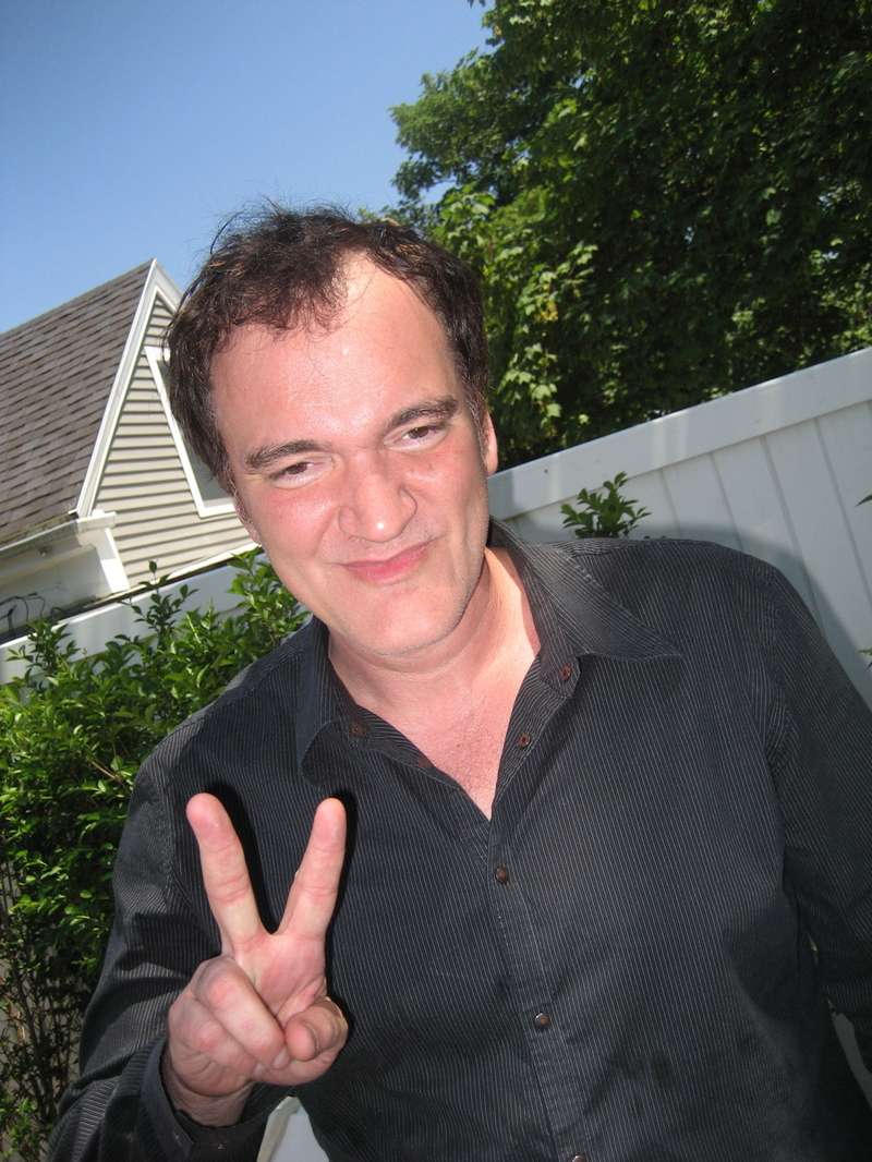 Quentin Tarantino photo #151869