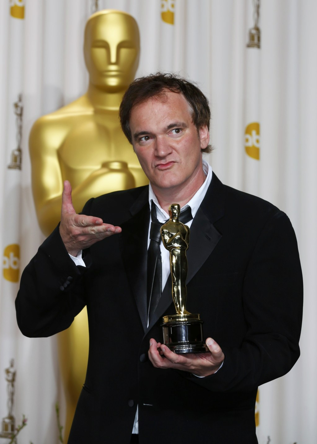 Quentin Tarantino photo #471274