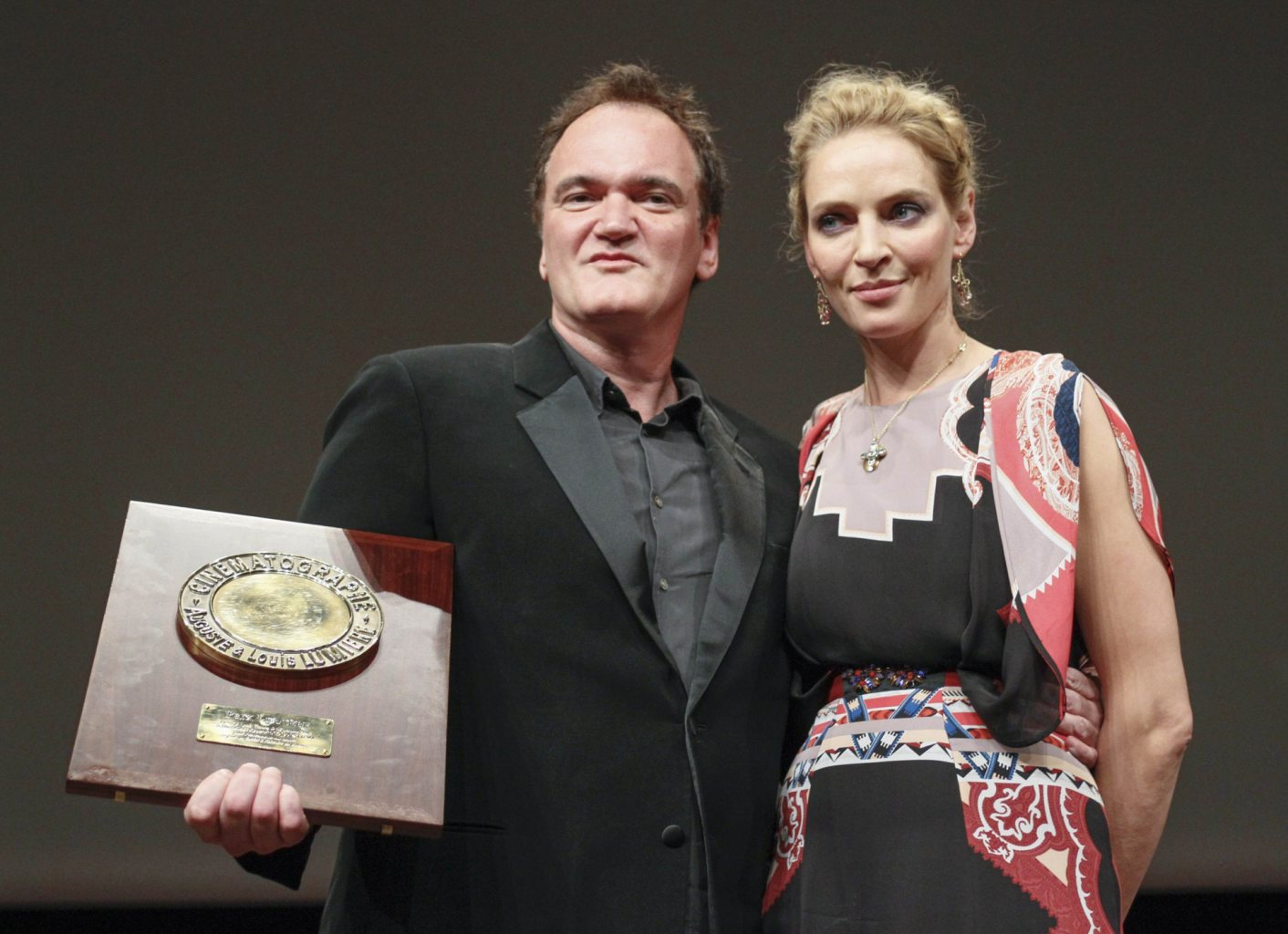 Quentin Tarantino photo #542702