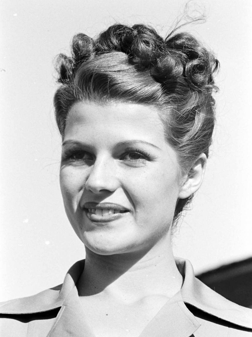 Rita Hayworth Photo Gallery 126 Best Rita Hayworth Pics