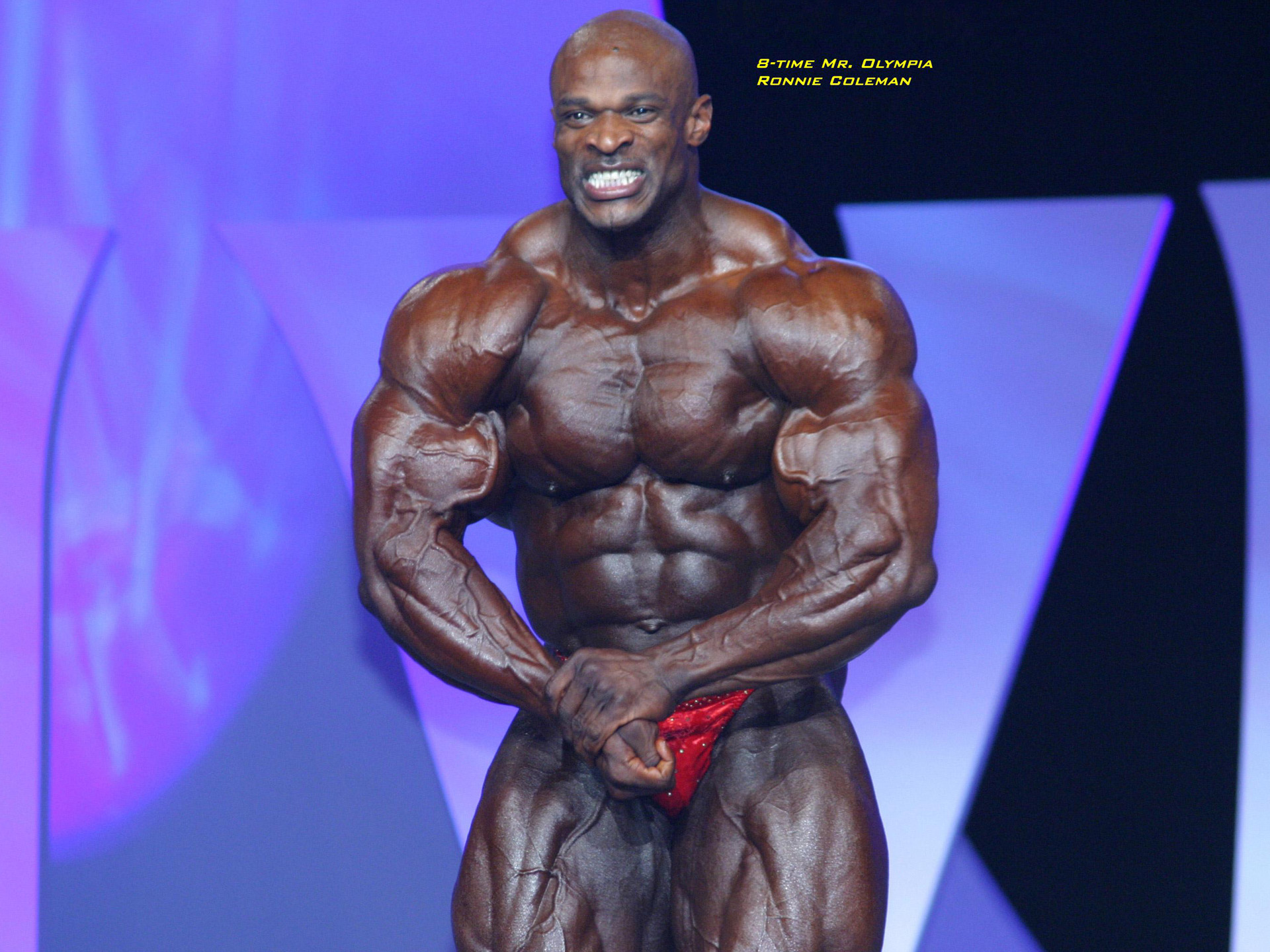 Ronnie Coleman photo #79762