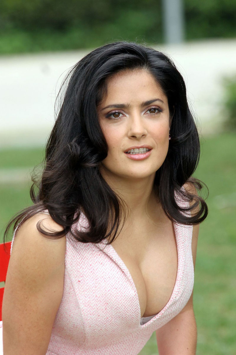 Salma Hayek photo #74545