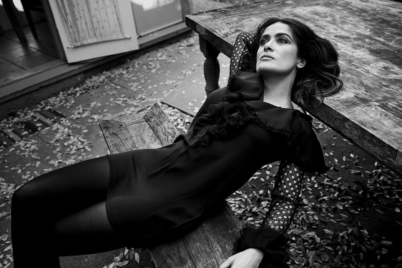 Salma Hayek photo #780447