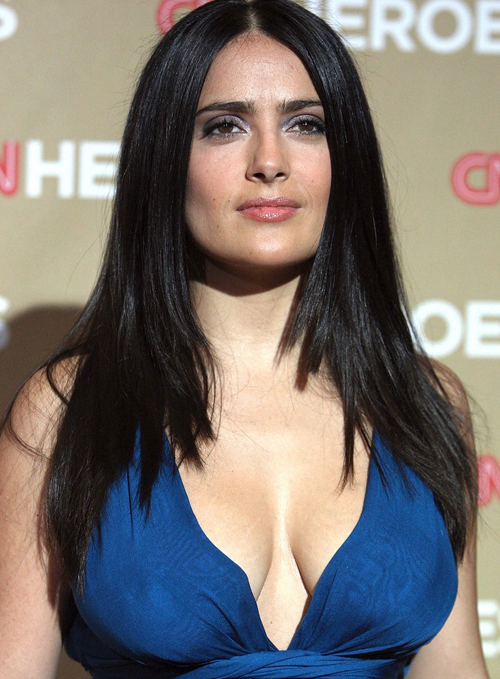 Salma Hayek photo #163394