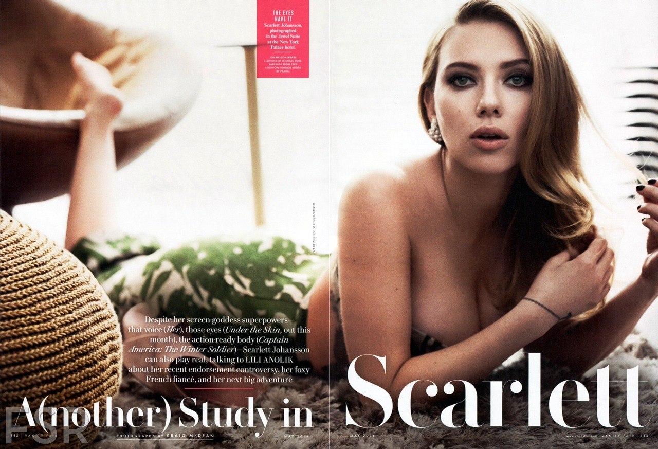Scarlett johansson fotos filtradas por hacker