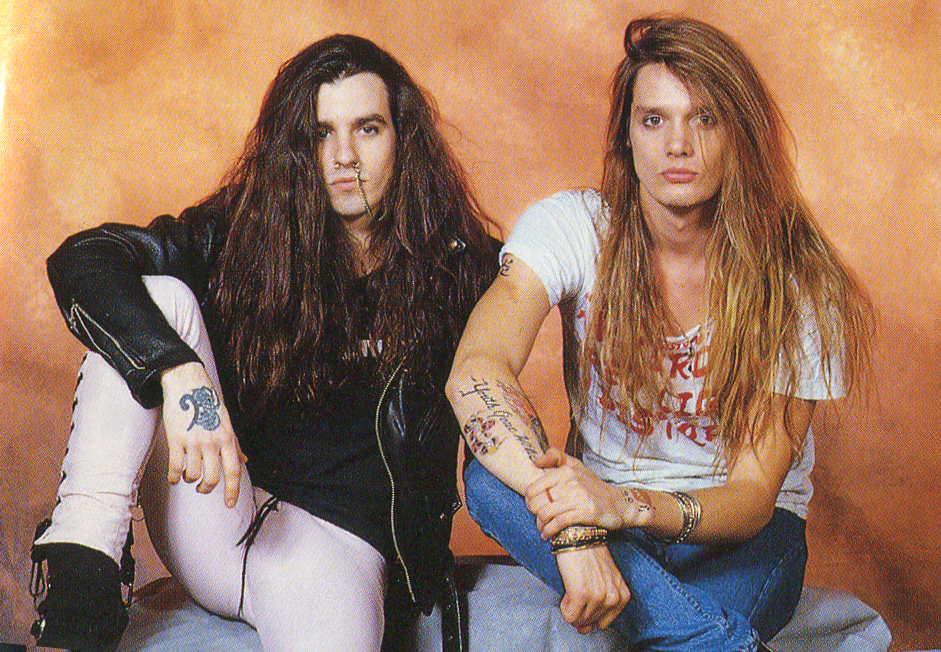 Sebastian Bach photo #331296