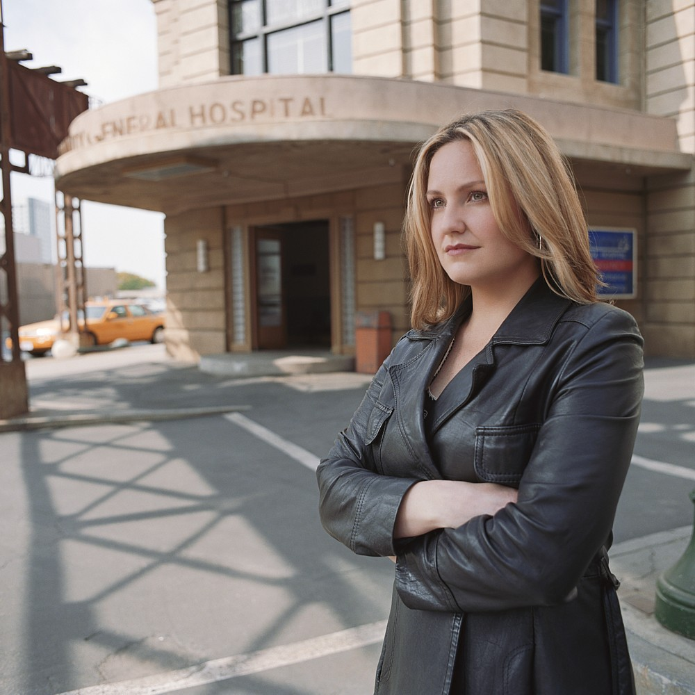 sherry stringfield under the dome