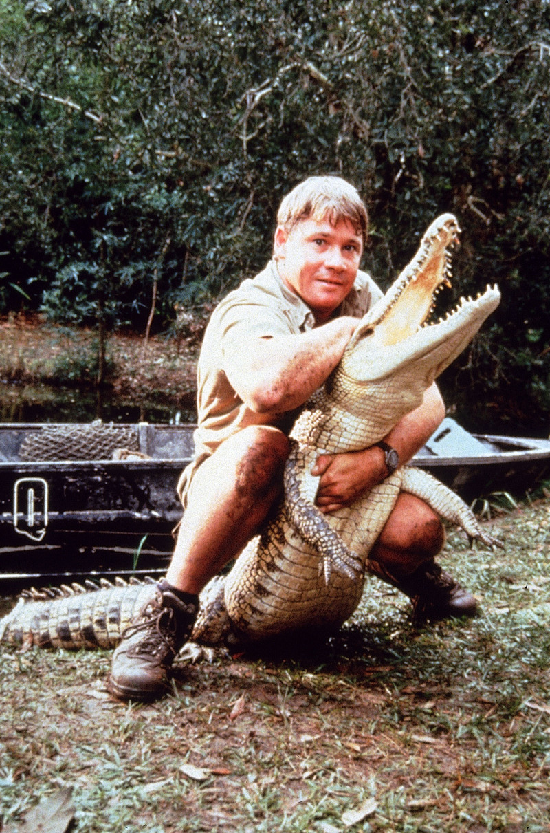 Steve Irwin photo #149845