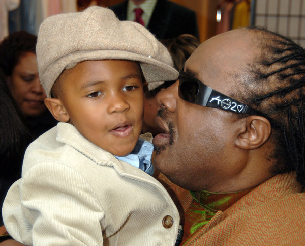 Stevie Wonder photo #23060