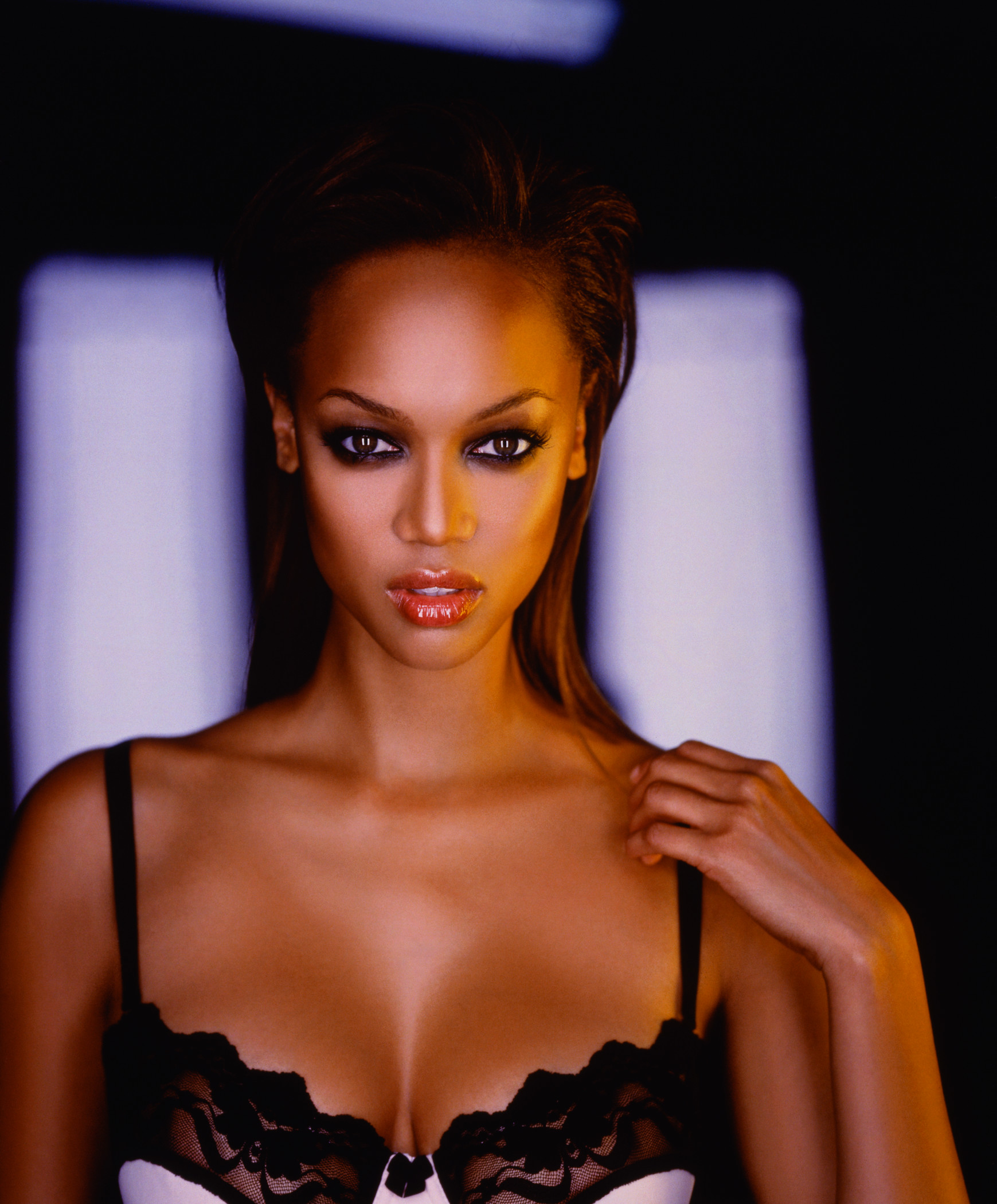 Tyra Banks Young Victoria S Secret: 1055 Best Tyra Banks Pics