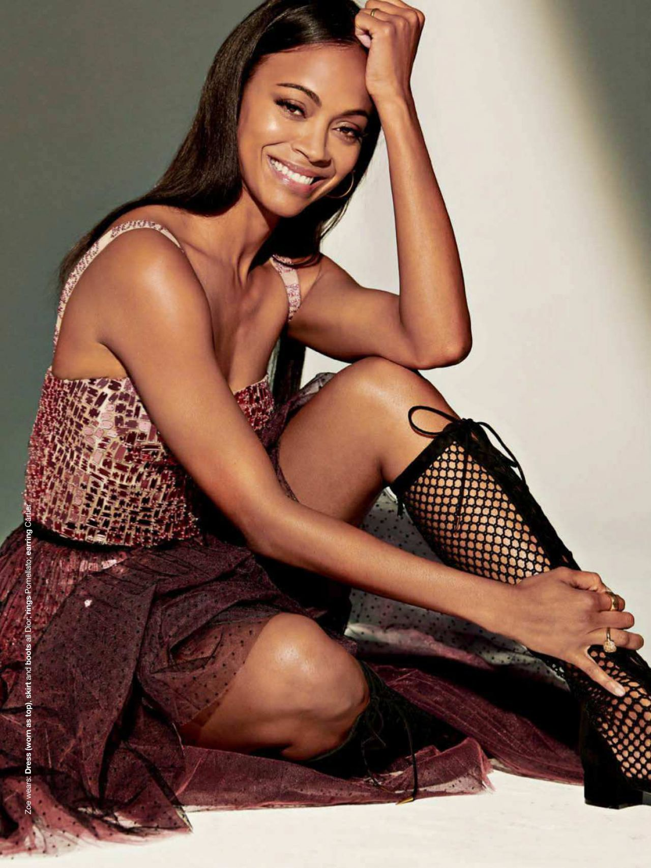 Zoe Saldana photo gallery - 1204 best Zoe Saldana pics ...