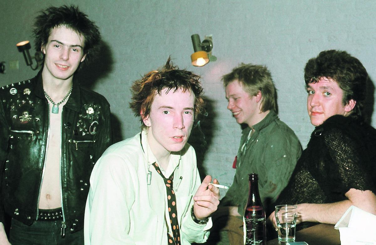 Sex Pistols photo 3446.