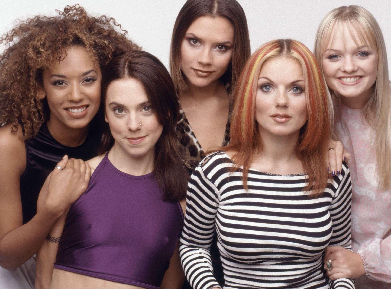 Женские поп группы зарубежные