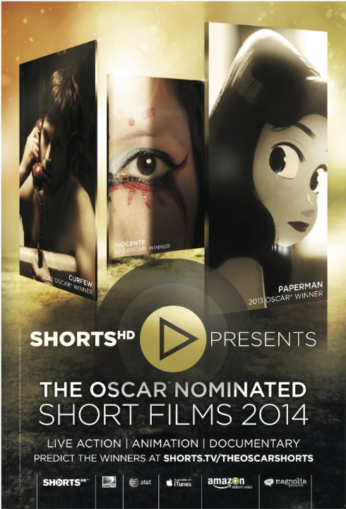 The Oscar Nominated Short Films 2014: Live Action